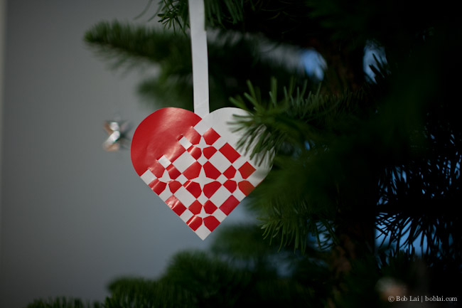 danish christmas hearts instructions