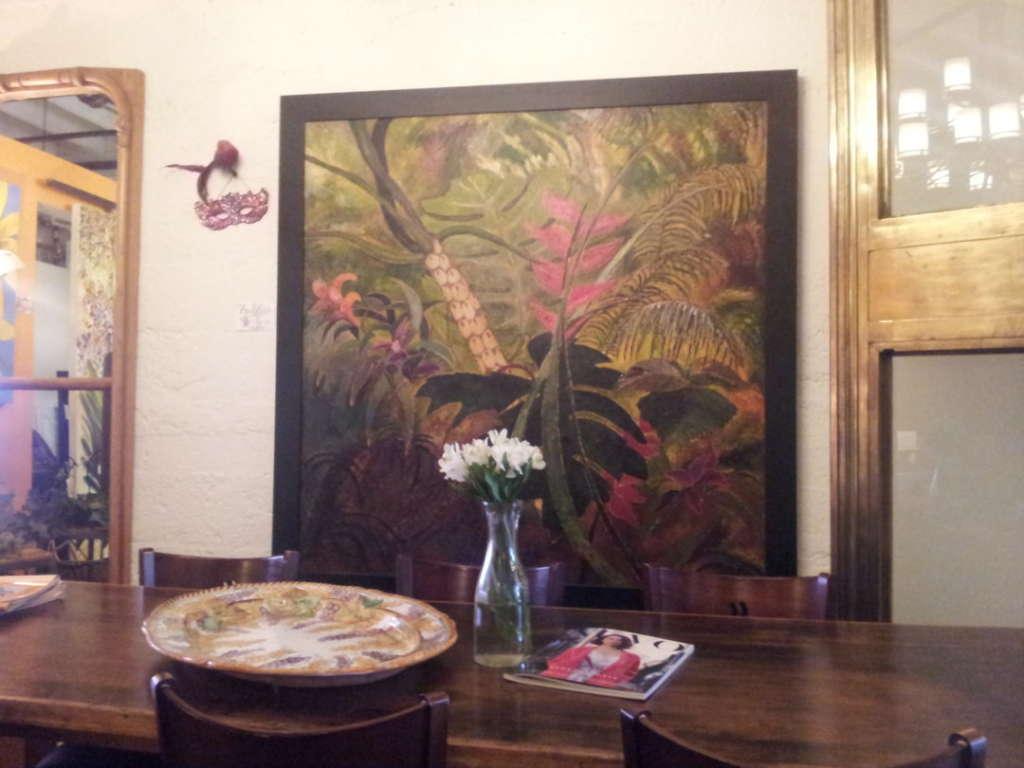 Vinci's cafe